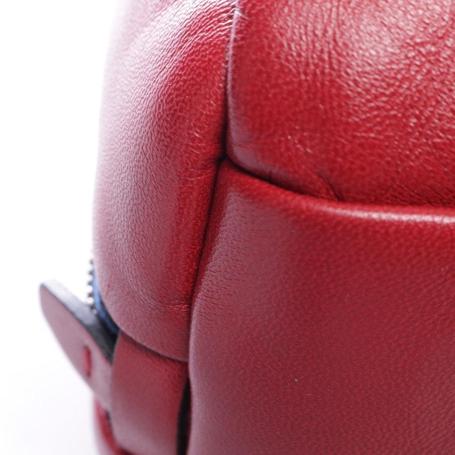 Schultertasche von Prada in Rot
