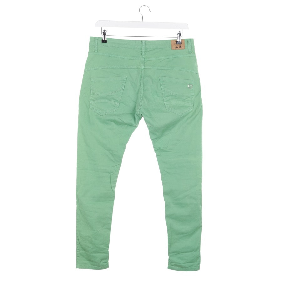 jeans from Please in green size M