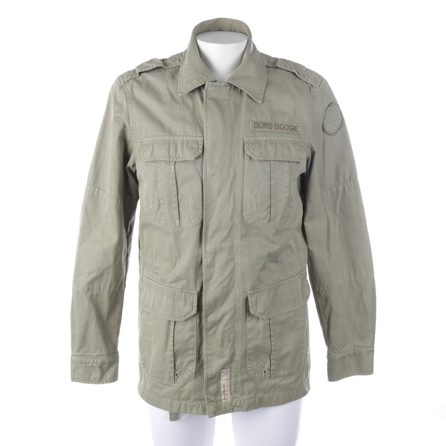 between-seasons jackets from Bomb Boogie in khaki size M