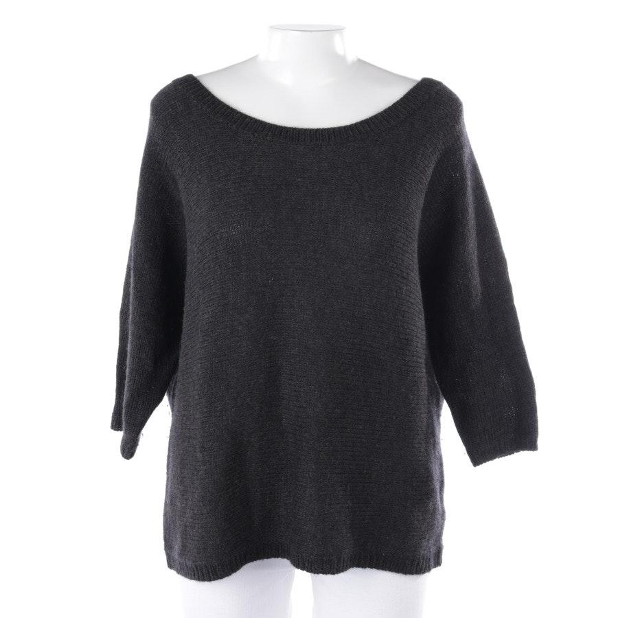 Pullover von 360sweater in Dunkelbraun Gr. M