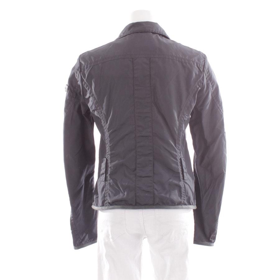 between-seasons jacket from Peuterey in anthracite size DE 38 IT 44 - apple wood