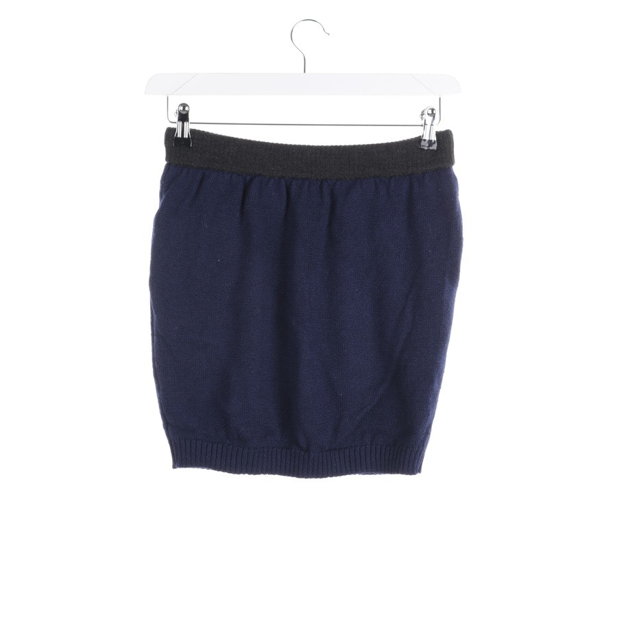 skirt from Hoss Intropia in navy size XS