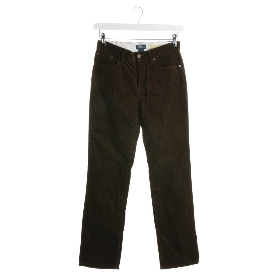 trousers from Polo Ralph Lauren in brown size 42