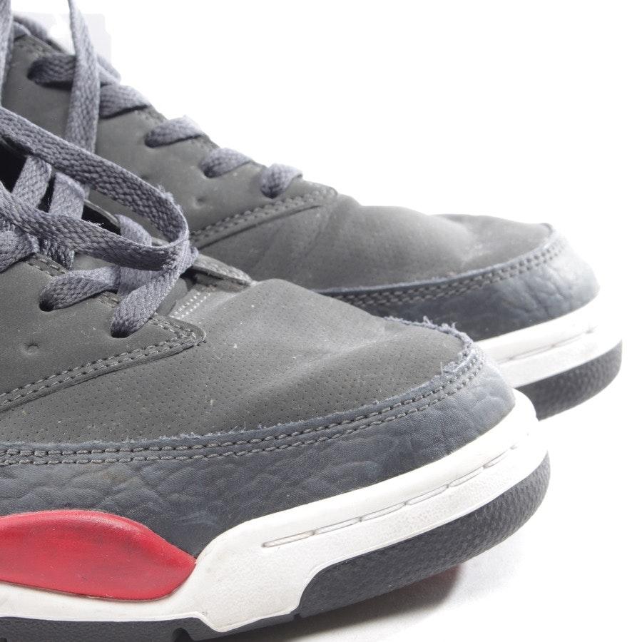 High-Top Sneaker von Nike in Dunkelgrau Gr. D 46
