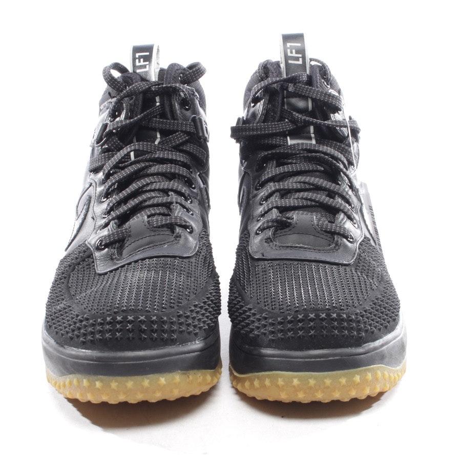 High-Top Sneaker von Nike in Schwarz Gr. D 46