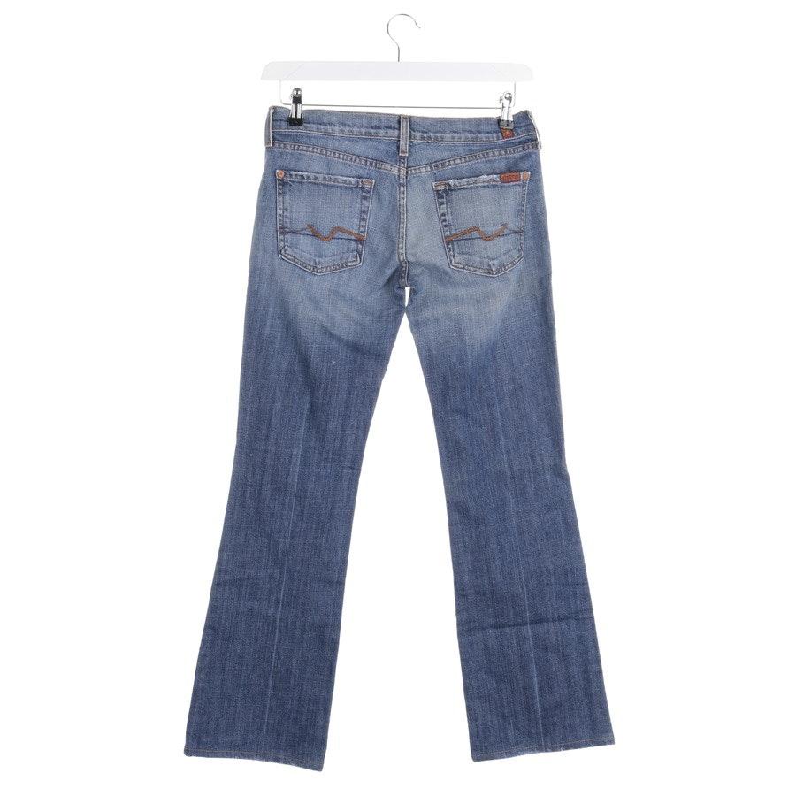 Jeans von 7 for all mankind in Blau Gr. 28 - Bootcut