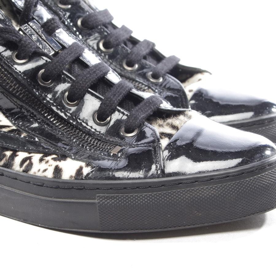 High-Top Sneaker von Giuseppe Zanotti in Schwarz Gr. D 42