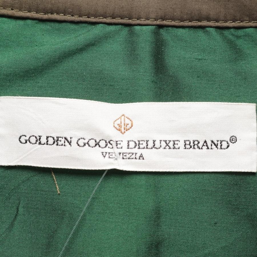 Sommerjacke von Golden Goose in Khaki Gr. S