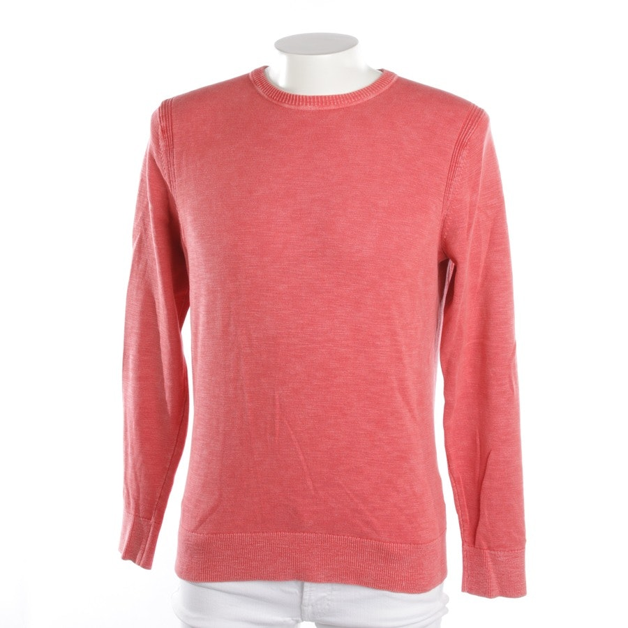 knitwear from Tommy Hilfiger in red size S