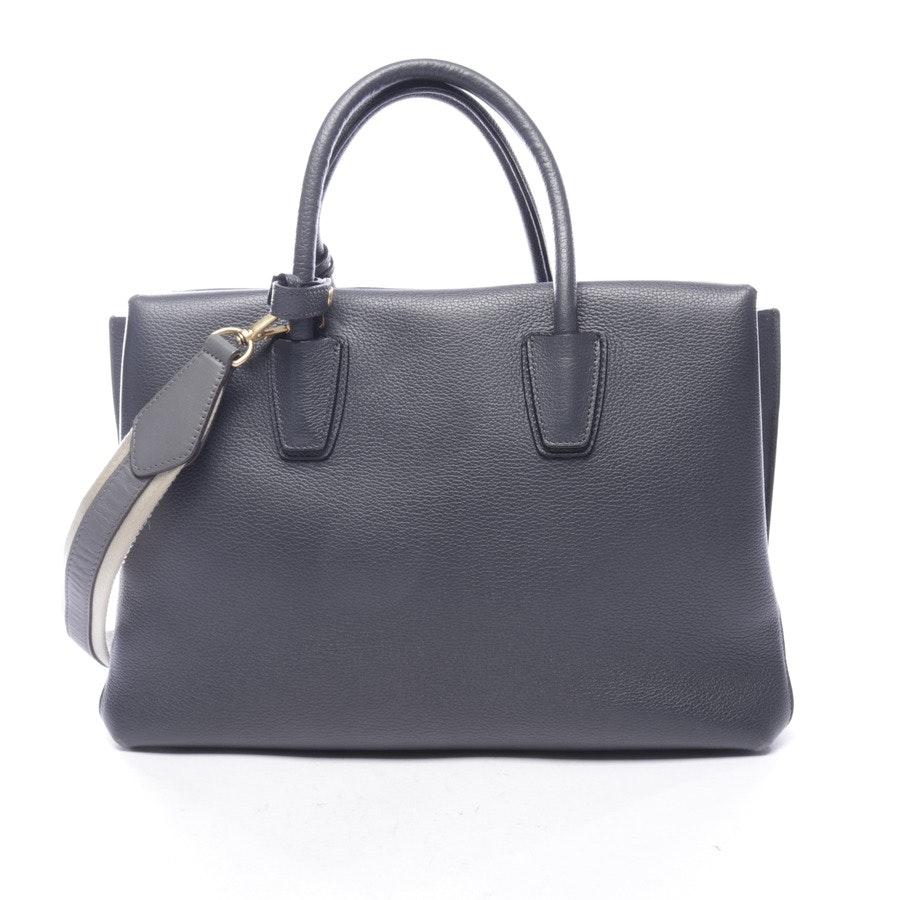 shoulder bag from MCM in dark blue - milla