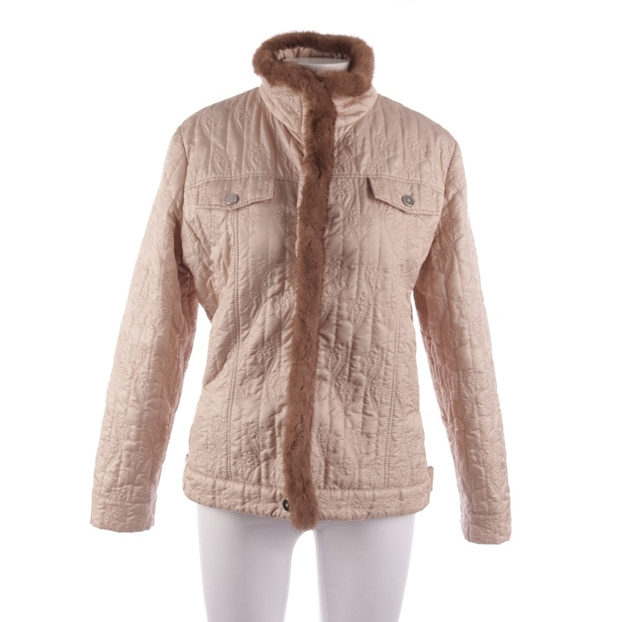 Steppjacke von Airfield in Champagner Gr. 40