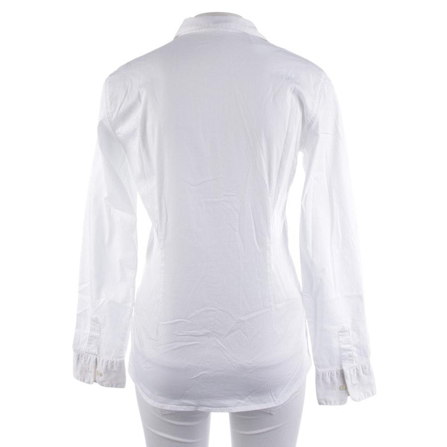 Bluse von Insieme in Weiß Gr. 40