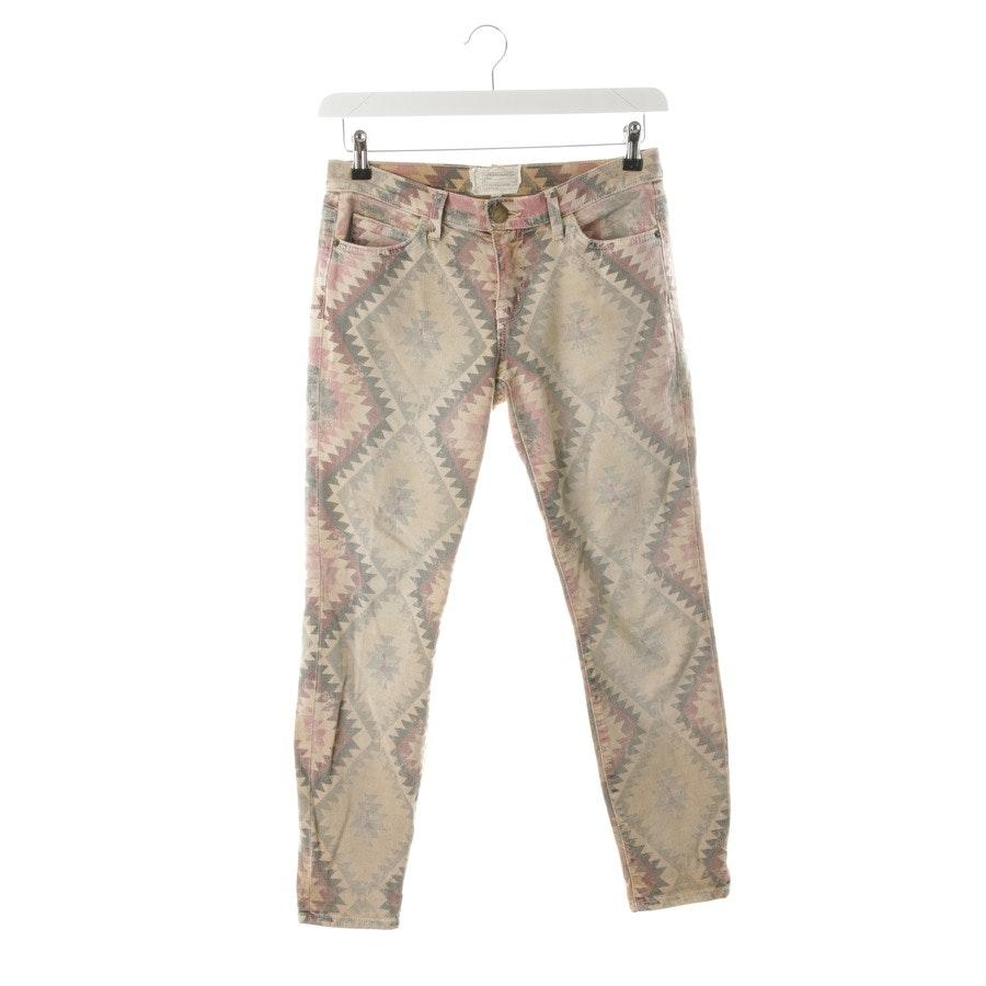 Jeans von Current/Elliott in Multicolor Gr. W27