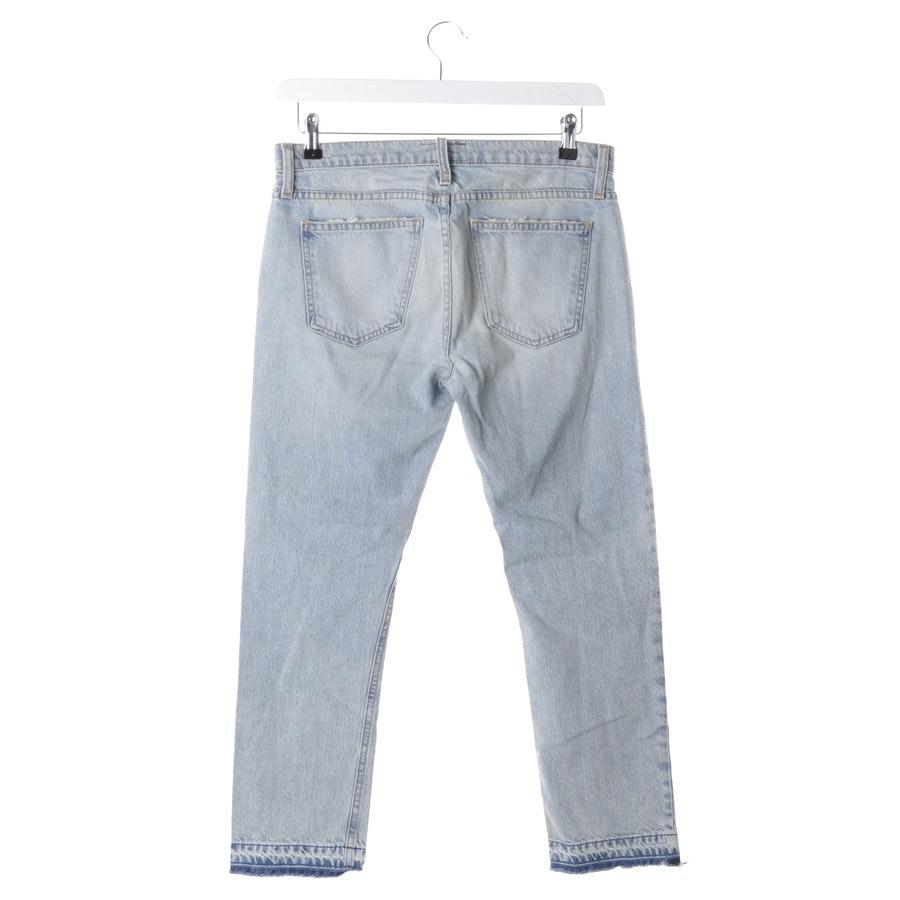Jeans von Current/Elliott in Hellblau Gr. W27