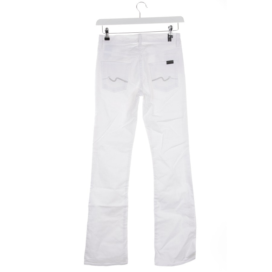 jeans from 7 for all mankind in know size W26