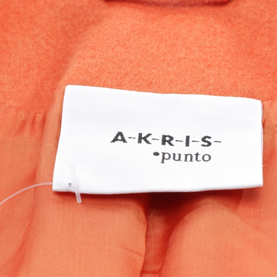 between-seasons jackets from Akris in orange size 38
