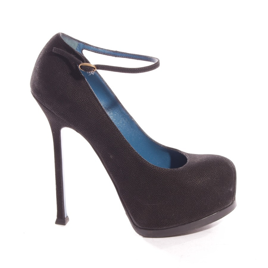 pumps from Yves Saint Laurent in black size D 37
