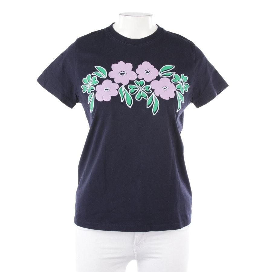 Shirt von Tara Jarmon in Dunkelblau Gr. M