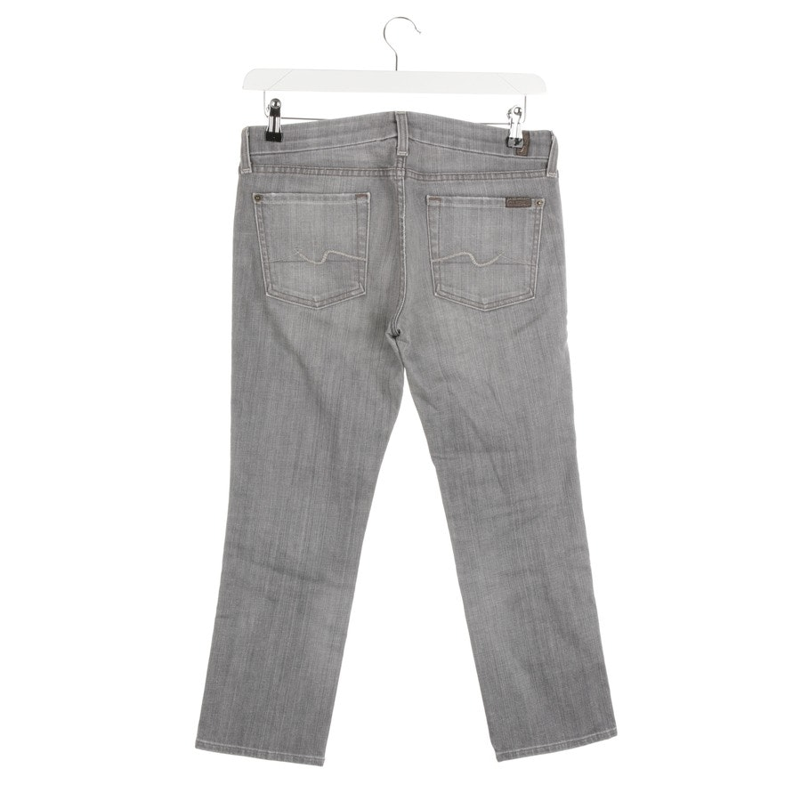 jeans from 7 for all mankind in grey size W28