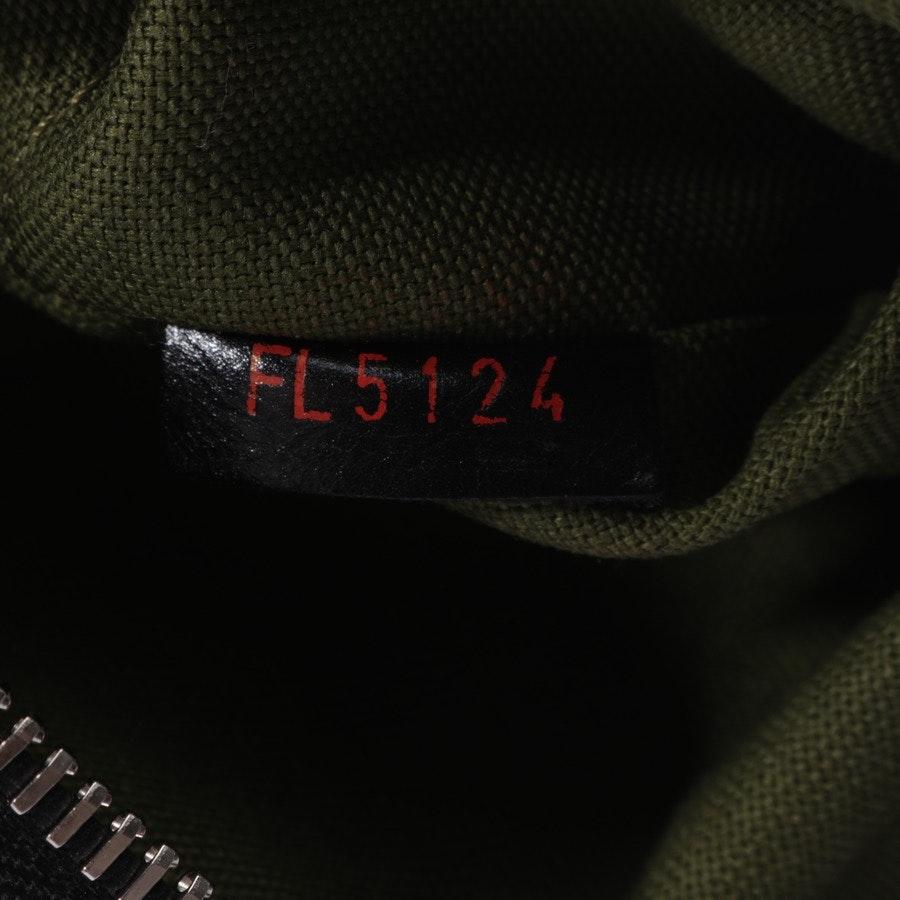 Schultertasche von Louis Vuitton in Schwarz und Rot - Infrarouge Petite Malle