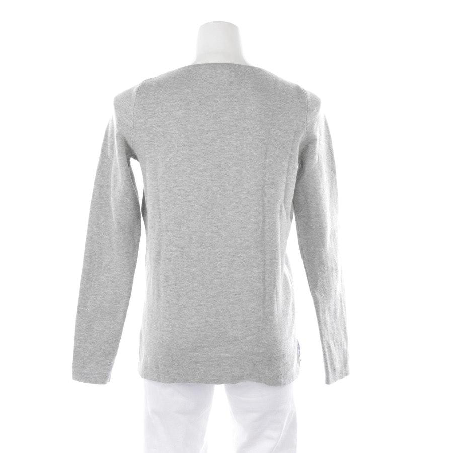 Sweatshirt von Tommy Hilfiger in Grau und Blau Gr. XS
