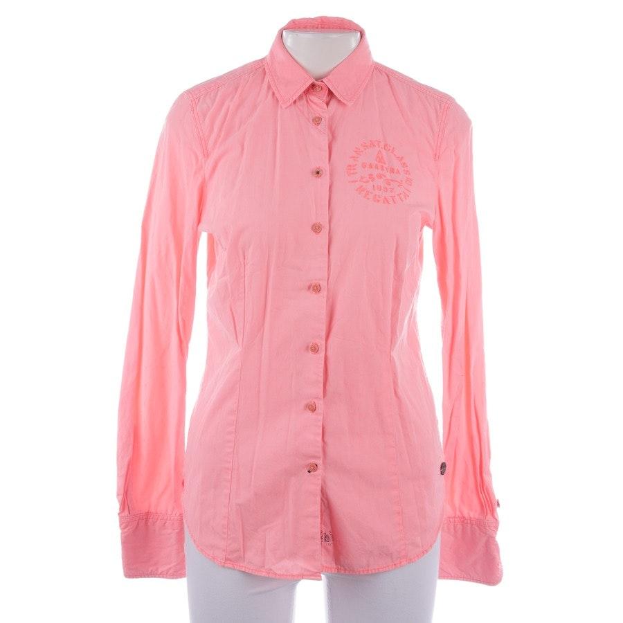 Bluse von Gaastra in Zartrosa Gr. S