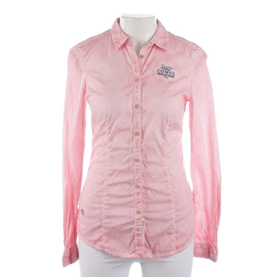 Bluse von Gaastra in Rosa Gr. S