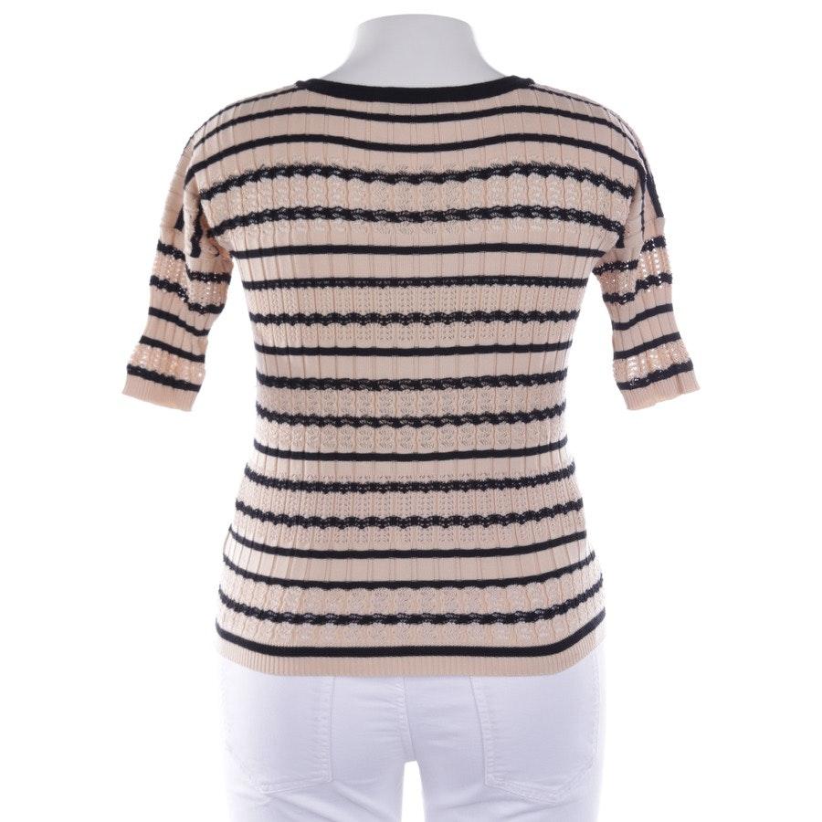 knitwear from Sonia Rykiel in beige and black size 42 FR 44