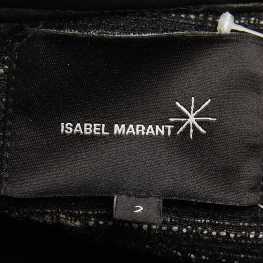 blazer from Isabel Marant in black and blue size 36 / 2