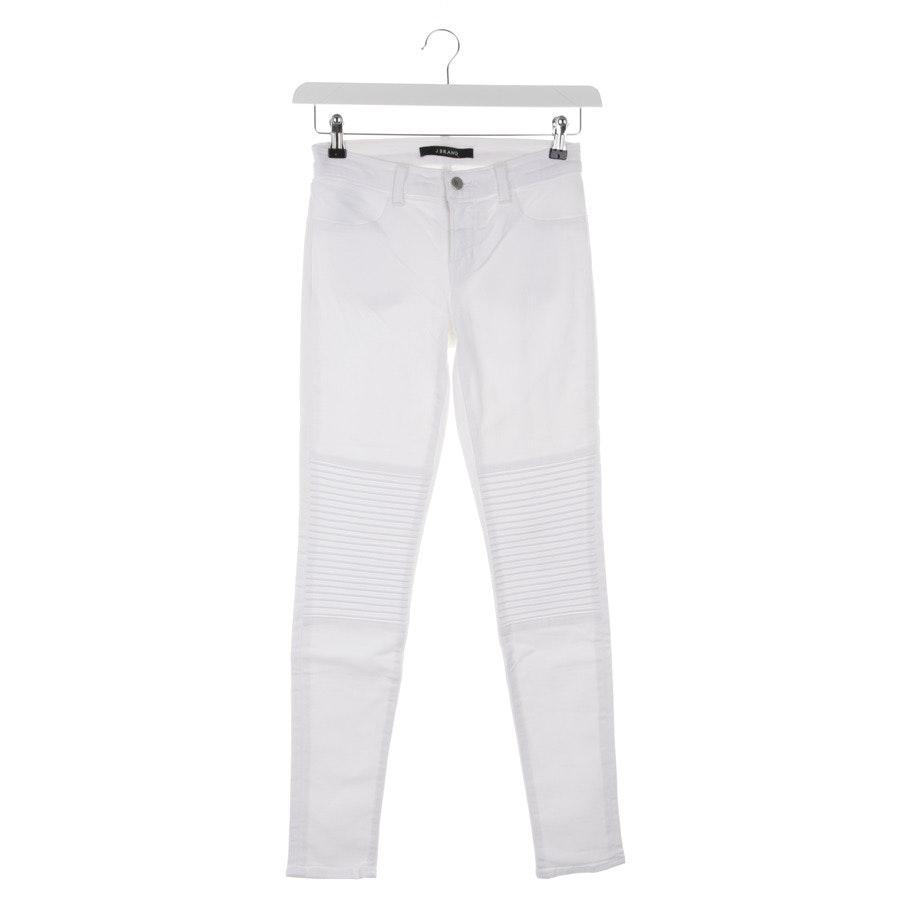 Jeans von J Brand in Weiß Gr. W25 - Nicola