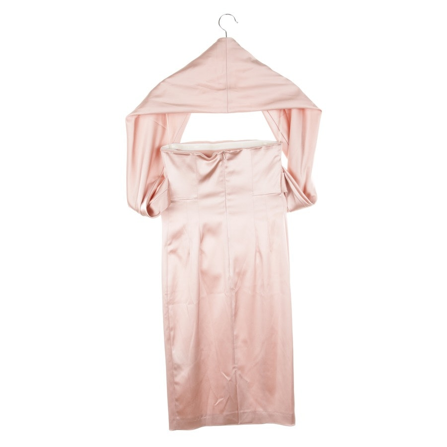 dress from Max Mara in salmon pink size 34 - new