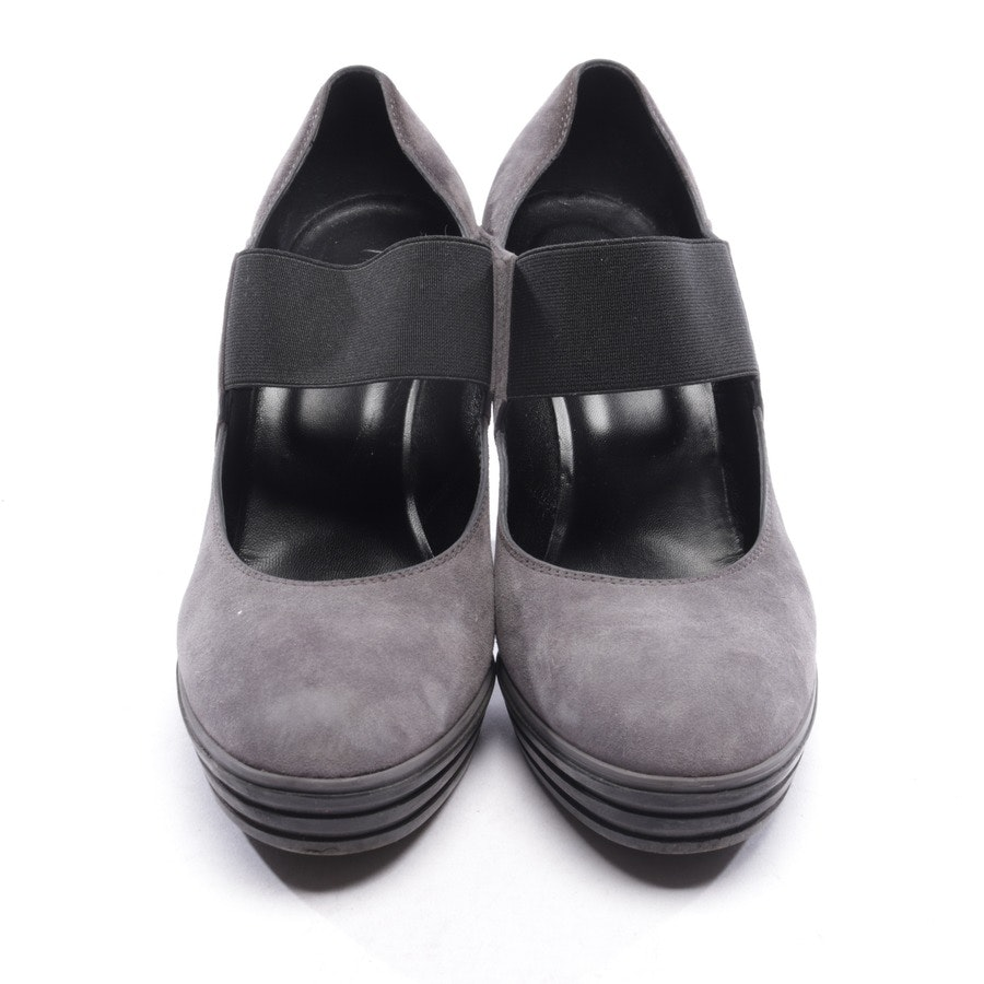 pumps from Hogan in grey size D 39