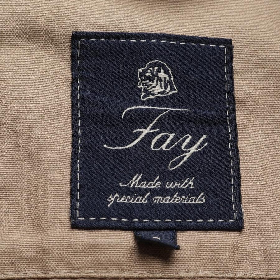 Übergangsjacke von Fay in Beige Gr. S