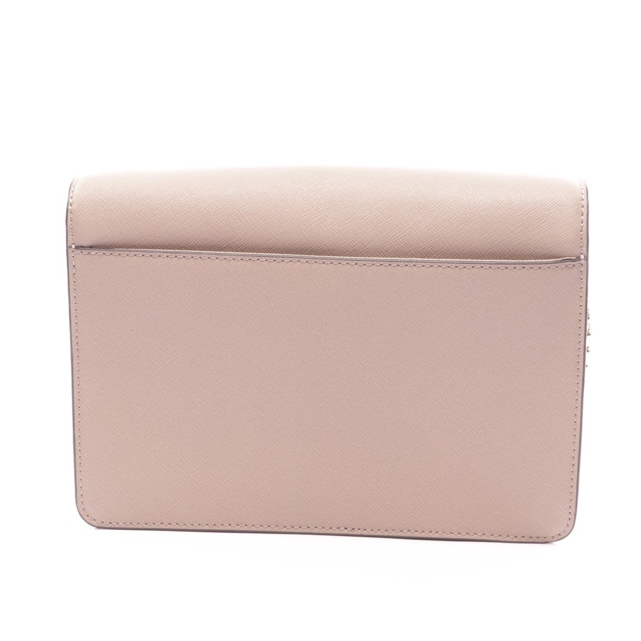 evening bags from Michael Kors in taupe