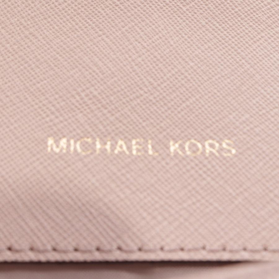 Schultertasche von Michael Kors in Taupe