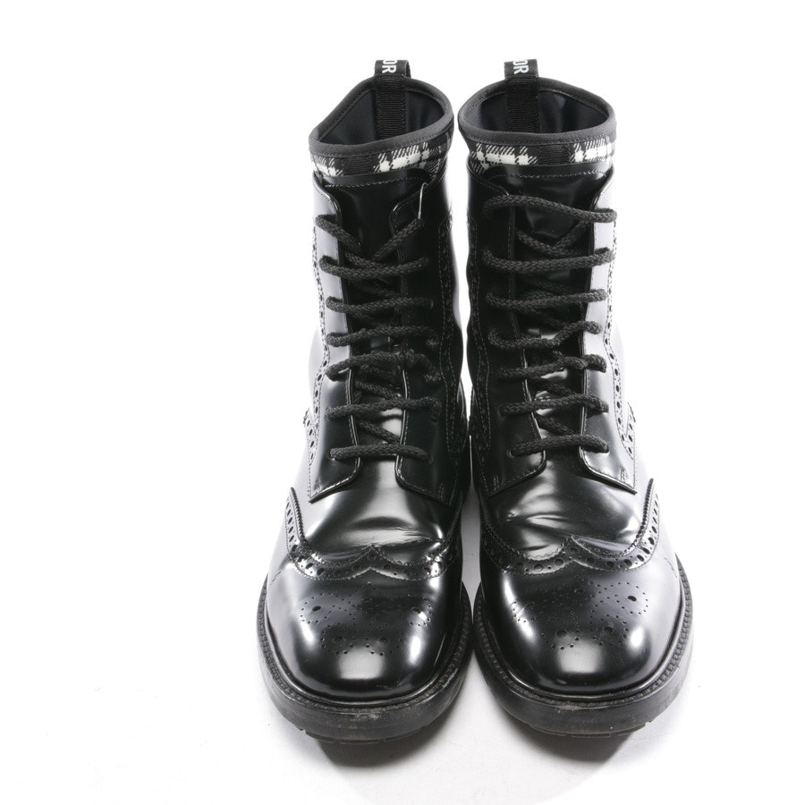 boots from Dior in black and white size EUR 39,5