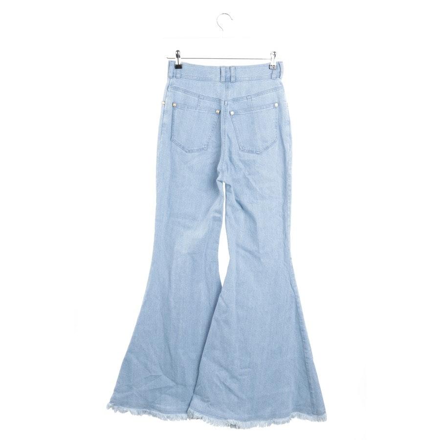 Jeans von Balmain in Blau Gr. 36 FR 38
