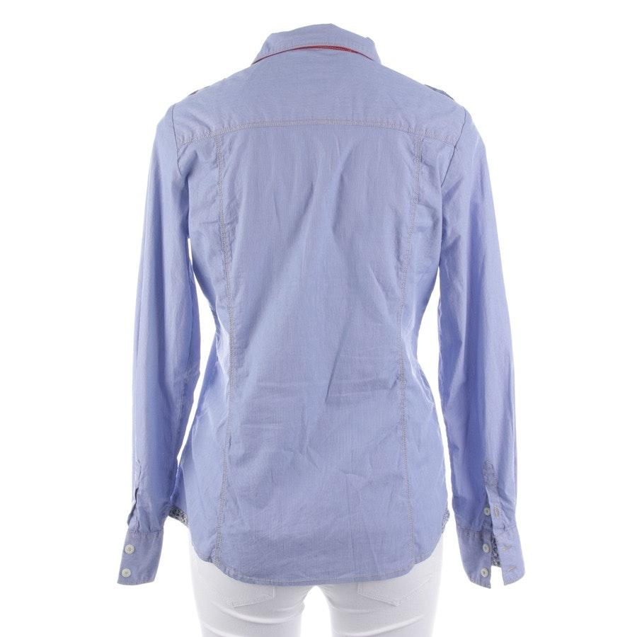 Bluse von Napapijri in Hellblau Gr. S