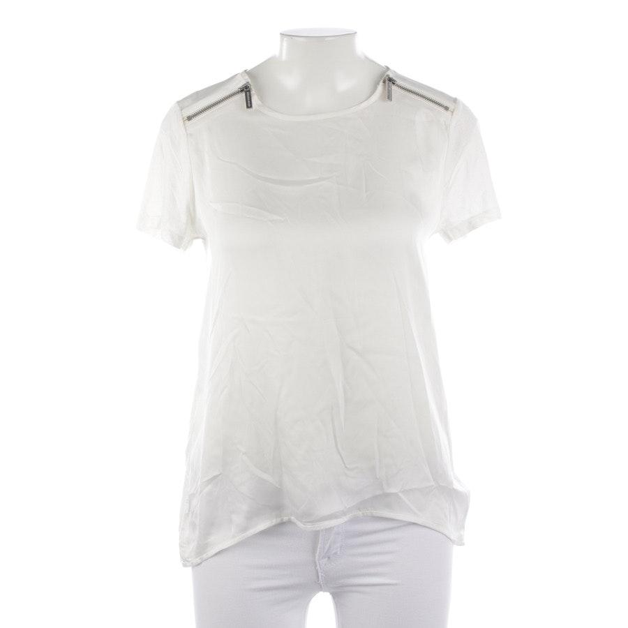 Blusenshirt von Michael Kors in Weiß Gr. S