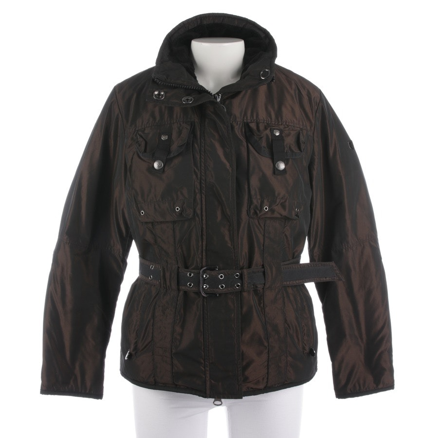 between-seasons jackets from Wellensteyn in black-brown size S - ayala new