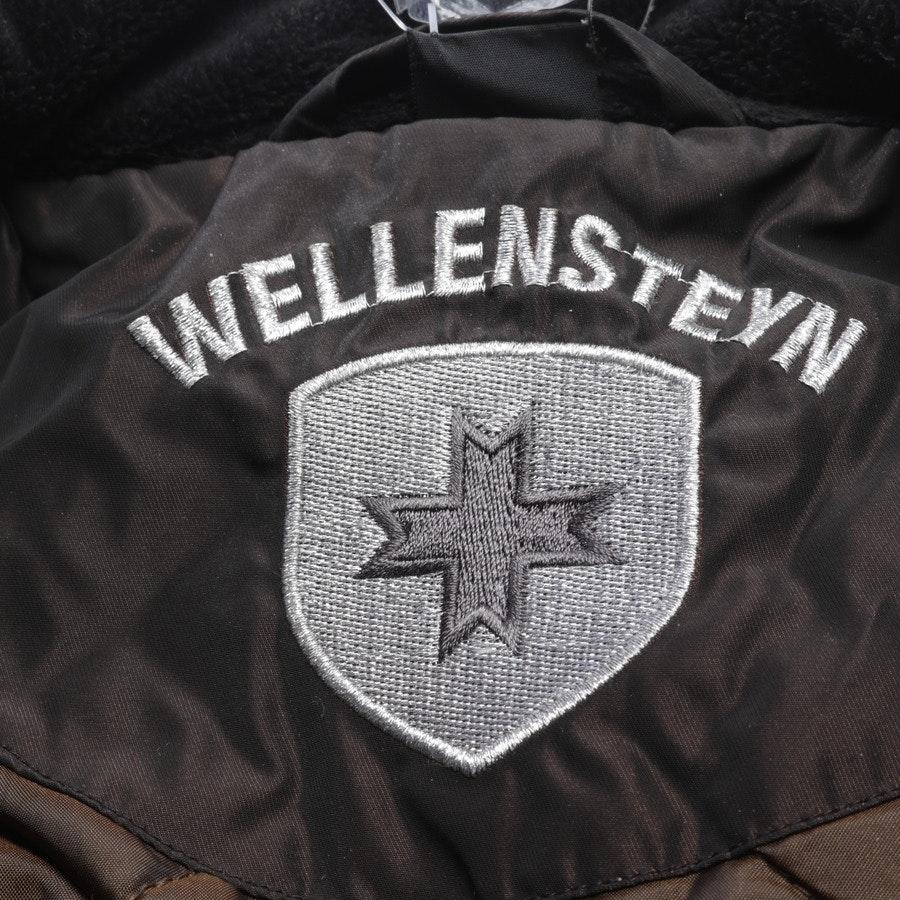 Winterjacke von Wellensteyn in Schwarzbraun Gr. S - Ayala Neu