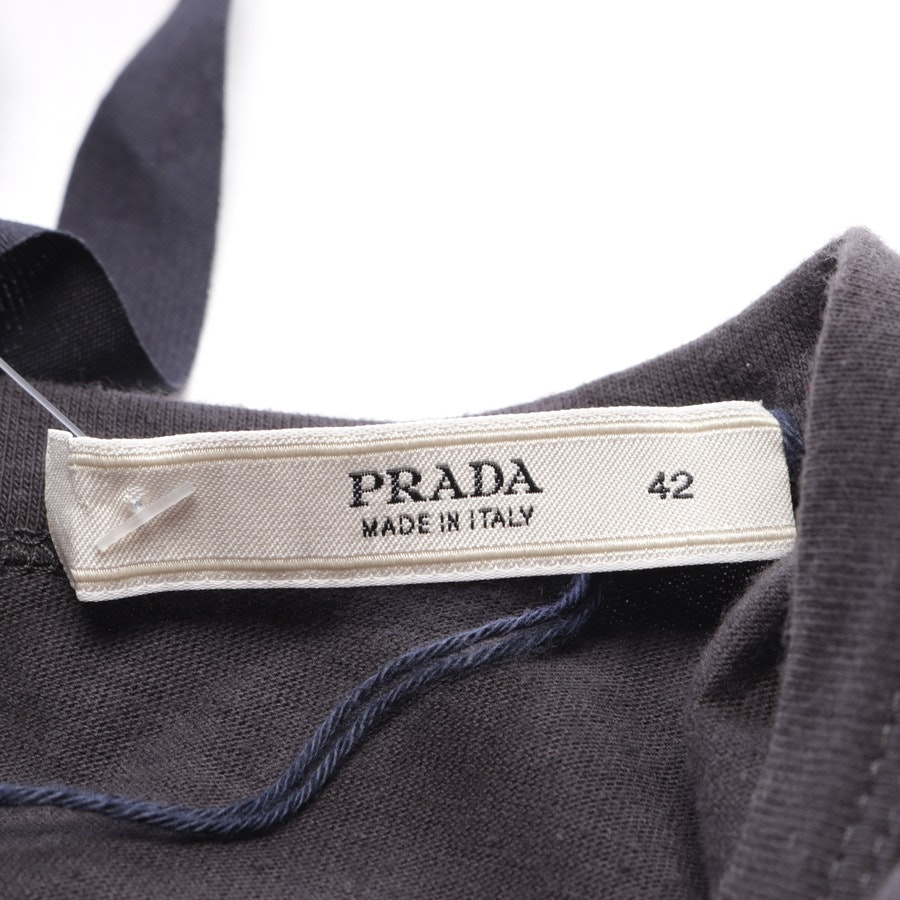 dress from Prada in night blue size 36 IT 42