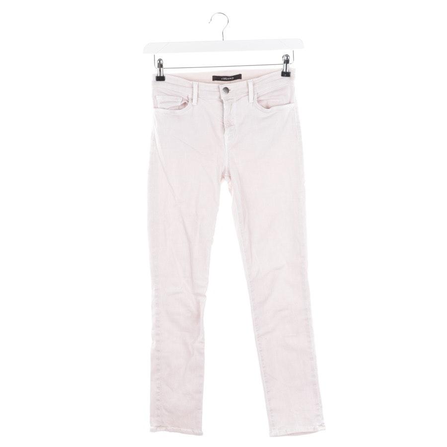 Jeans von J Brand in Nude Gr. W27 - Cropped Rail