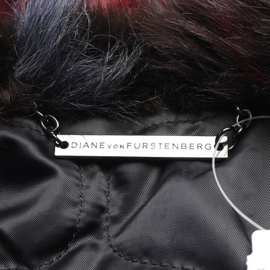 Parka von Diane von Furstenberg in Dunkelgrau Gr. M