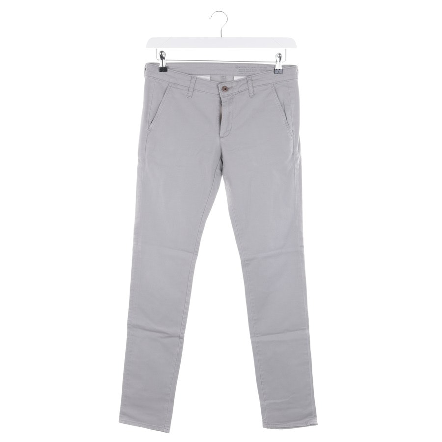trousers from AG Jeans in grey size W26 - slim khaki