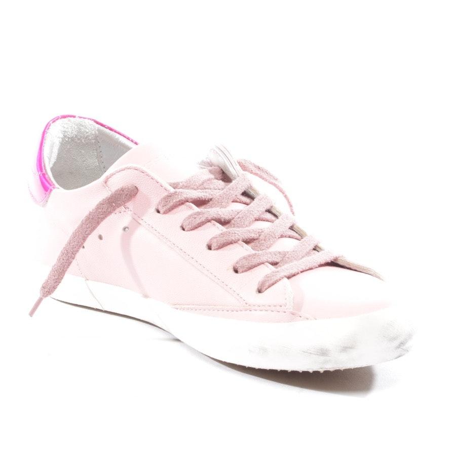 Sneaker von Philippe Model in Rosa Gr. D 36 - Neu
