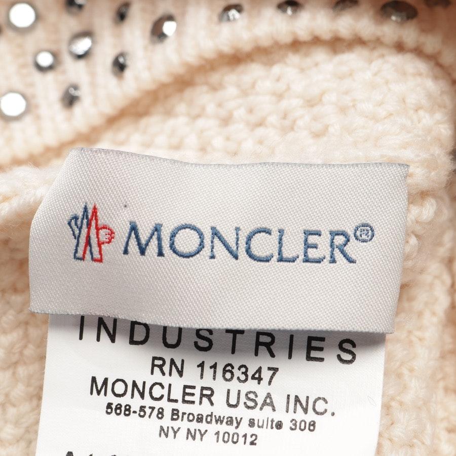 Wollmütze von Moncler in Natur Gr. One Size