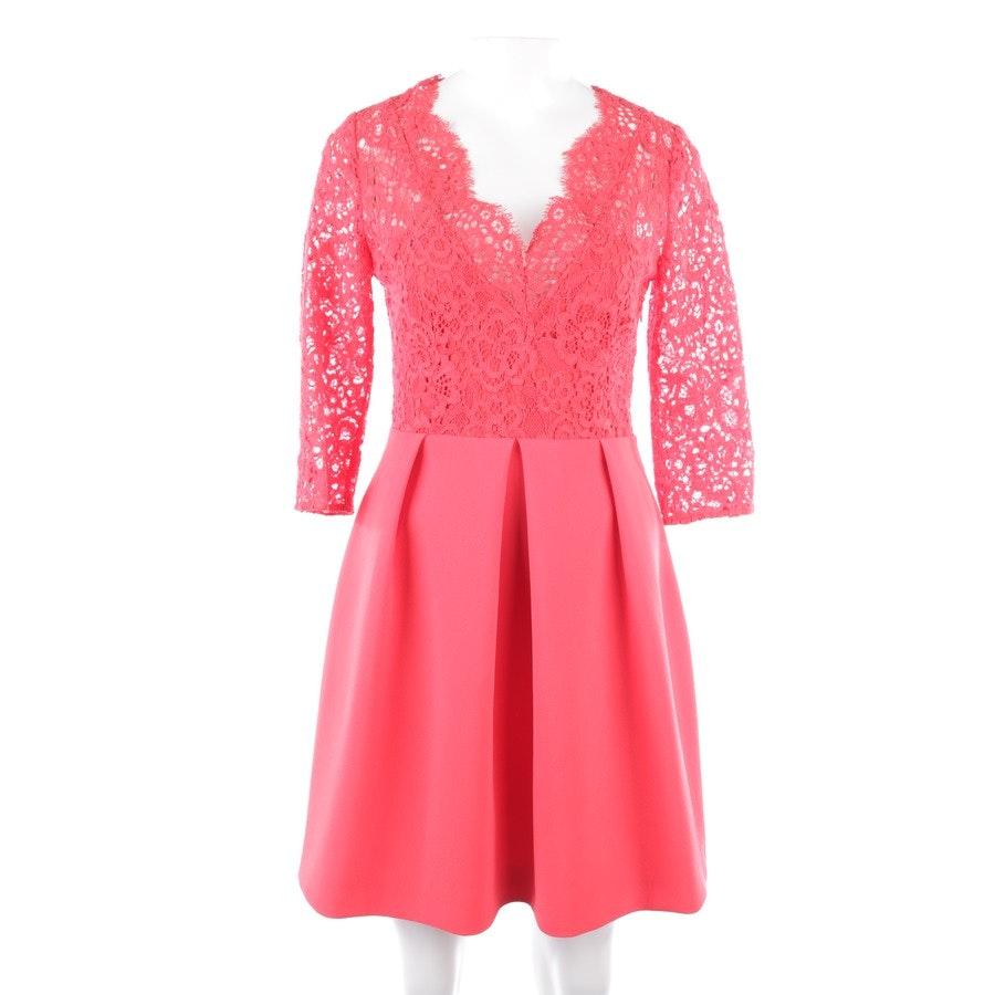 Kleid von Claudie Pierlot in Korallenrot Gr. 34 FR 36