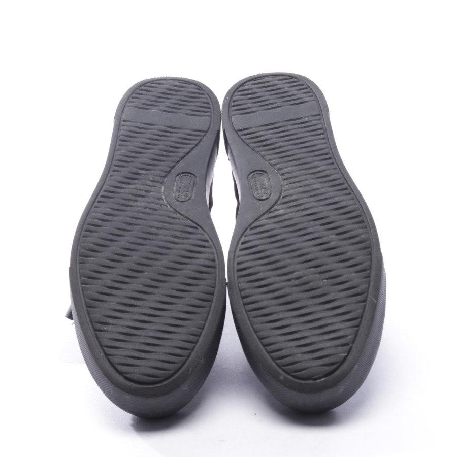 High-Sneaker von Kennel & Schmenger in Grün und Grau Gr. D 40 UK 6,5