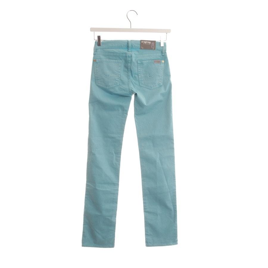 Jeans von 7 for all mankind in Blau Gr. W26 - NEU mit Etikett!